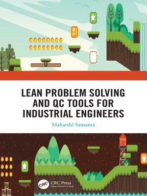 cover image of Lean Problem Solving and QC Tools for Industrial Engineers