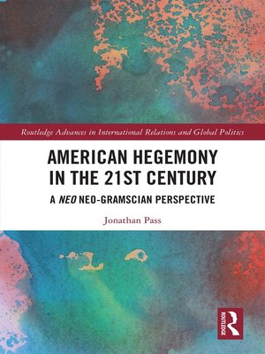 cover image of American Hegemony in the 21st Century