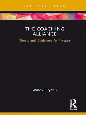 cover image of The Coaching Alliance