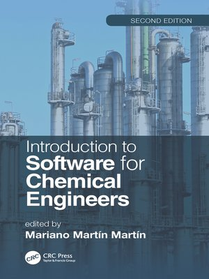 cover image of Introduction to Software for Chemical Engineers