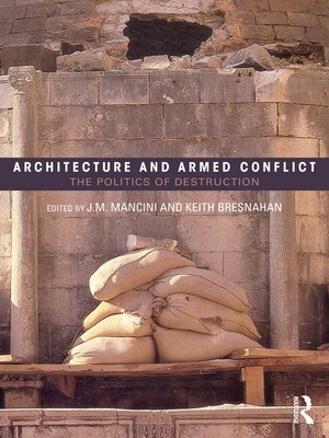 cover image of Architecture and Armed Conflict
