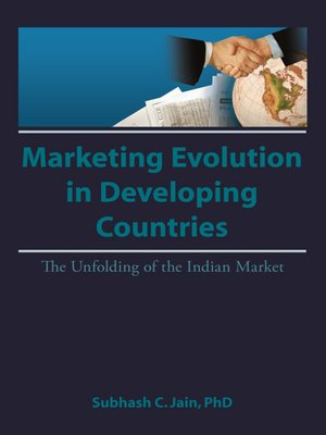 cover image of Market Evolution in Developing Countries