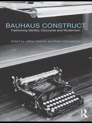 cover image of Bauhaus Construct