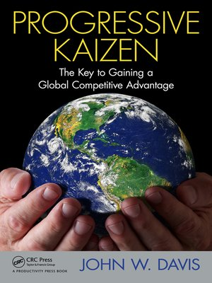 cover image of Progressive Kaizen