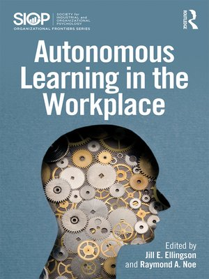 cover image of Autonomous Learning in the Workplace