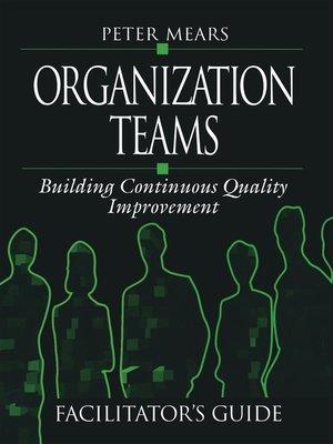 cover image of Organization Teams