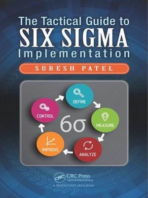 cover image of The Tactical Guide to Six Sigma Implementation