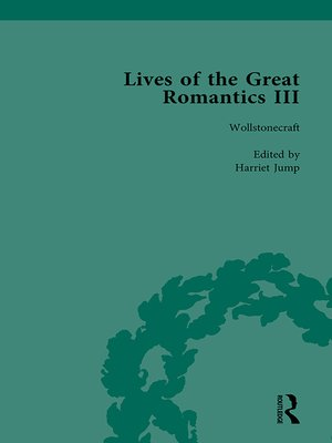 cover image of Lives of the Great Romantics, Part III, Volume 2