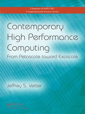 cover image of Contemporary High Performance Computing