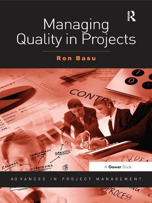 cover image of Managing Quality in Projects