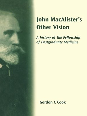 cover image of John Macalister's Other Vision