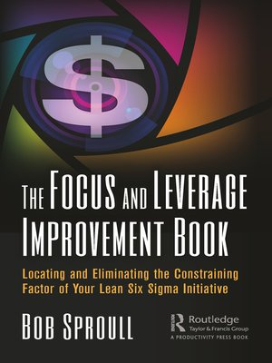 cover image of The Focus and Leverage Improvement Book