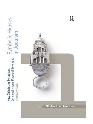 cover image of Symbolic Houses in Judaism