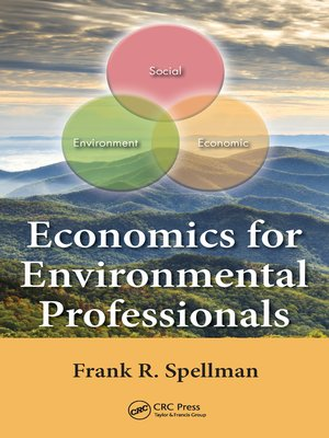 cover image of Economics for Environmental Professionals