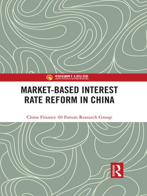 cover image of Market-Based Interest Rate Reform in China