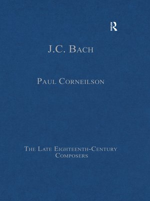 cover image of J.C. Bach