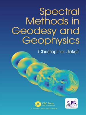 cover image of Spectral Methods in Geodesy and Geophysics