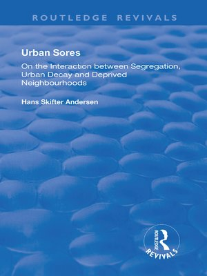cover image of Urban Sores