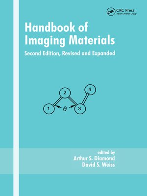cover image of Handbook of Imaging Materials
