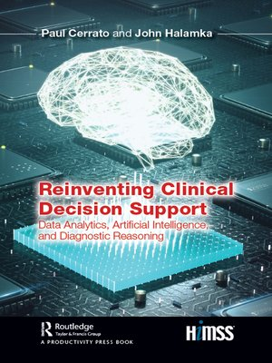 cover image of Reinventing Clinical Decision Support