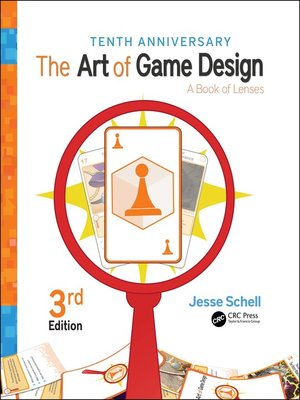 cover image of The Art of Game Design