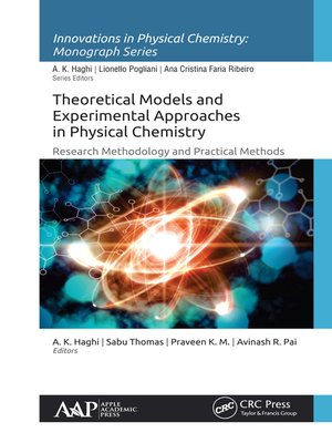cover image of Theoretical Models and Experimental Approaches in Physical Chemistry
