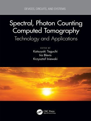 cover image of Spectral, Photon Counting Computed Tomography