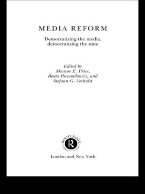cover image of Media Reform