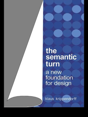 cover image of The Semantic Turn