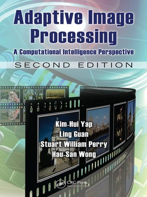 cover image of Adaptive Image Processing