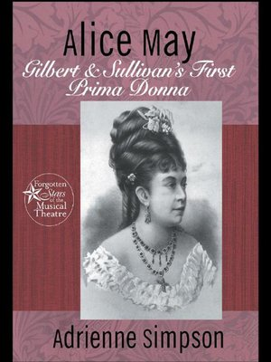 cover image of Alice May