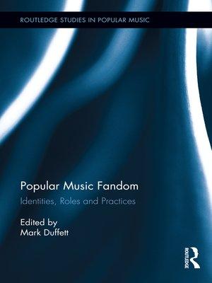 cover image of Popular Music Fandom