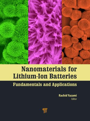 cover image of Nanomaterials for Lithium-Ion Batteries