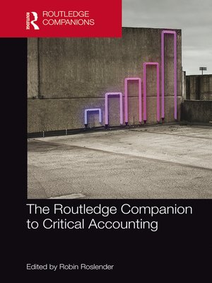 cover image of The Routledge Companion to Critical Accounting