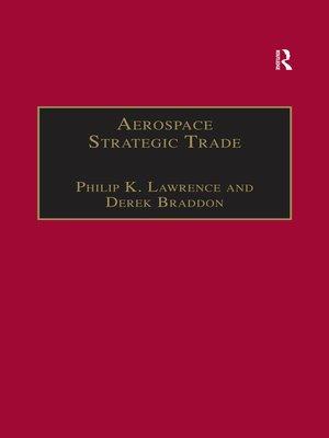 cover image of Aerospace Strategic Trade