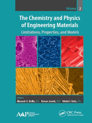 cover image of The Chemistry and Physics of Engineering Materials