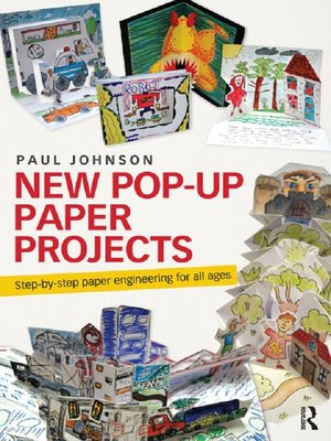 cover image of New Pop-Up Paper Projects