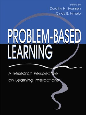 cover image of Problem-based Learning