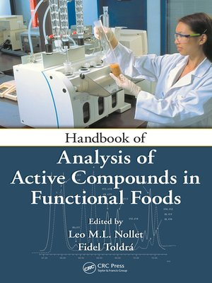 cover image of Handbook of Analysis of Active Compounds in Functional Foods