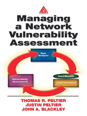 cover image of Managing a Network Vulnerability Assessment