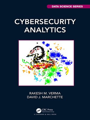 cover image of Cybersecurity Analytics