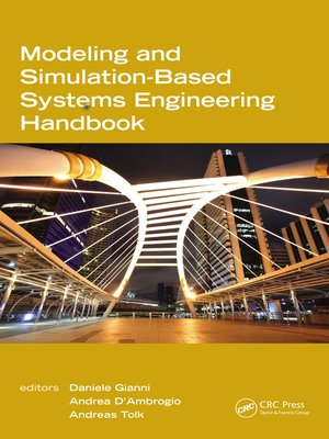cover image of Modeling and Simulation-Based Systems Engineering Handbook