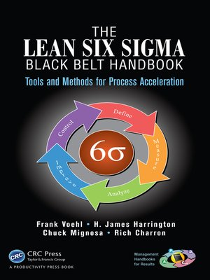 cover image of The Lean Six Sigma Black Belt Handbook