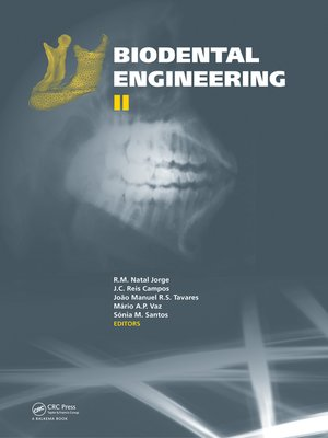 cover image of Biodental Engineering II