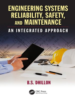 cover image of Engineering Systems Reliability, Safety, and Maintenance