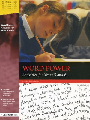 cover image of Word Power