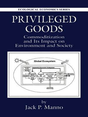 cover image of Privileged Goods
