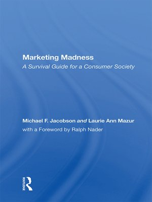 cover image of Marketing Madness