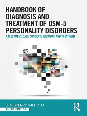 cover image of Handbook of Diagnosis and Treatment of DSM-5 Personality Disorders