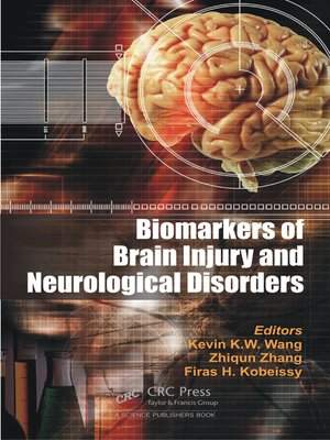 cover image of Biomarkers of Brain Injury and Neurological Disorders